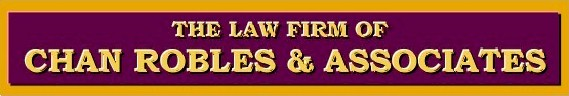 CHAN ROBLES AND ASSOCIATES LAW FIRM - Welcome to the Home of the Philippine On-Line Legal Resources